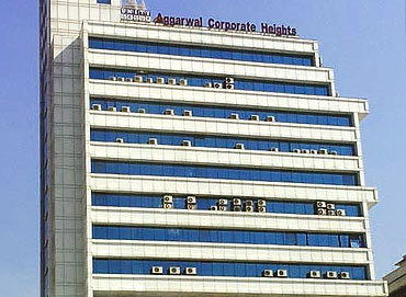 Aggarwal Corporate Heights